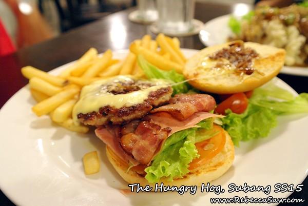 the hungry hog, subang ss15-9