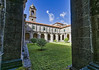 Monasterio de Santa Maria de Armenteira (Thor Lux) Tags: geotagged monasterio hdr fdrtools sigma1020hsm nikond300 geo:lat=4246356782 geo:lon=874171583 klostergeolat4246356782geolon874171583geotagged