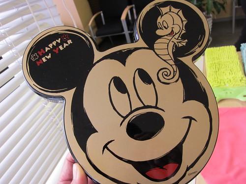 ディズニー ミッキー おせち