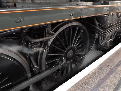 Steam Locomotive - Duke of Gloucester