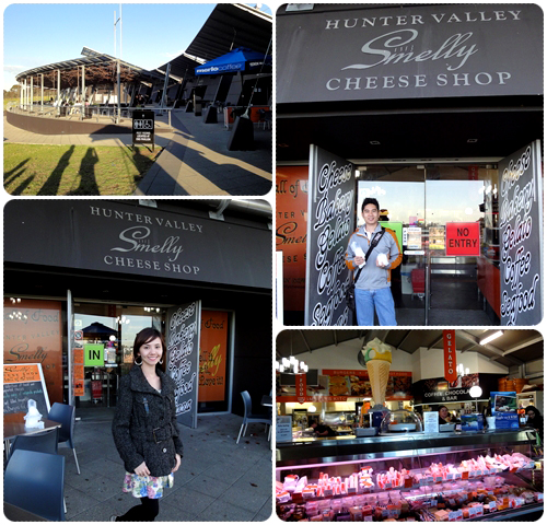 Sydney 2011 - Hunter Valley Smelly Cheese Shop