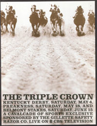 triple crown ad