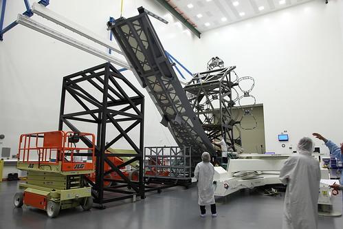 Full-scale Backplane mock-up