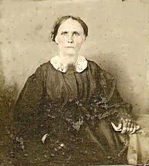 Eliza Ann (Mary) Powell Horton (older)