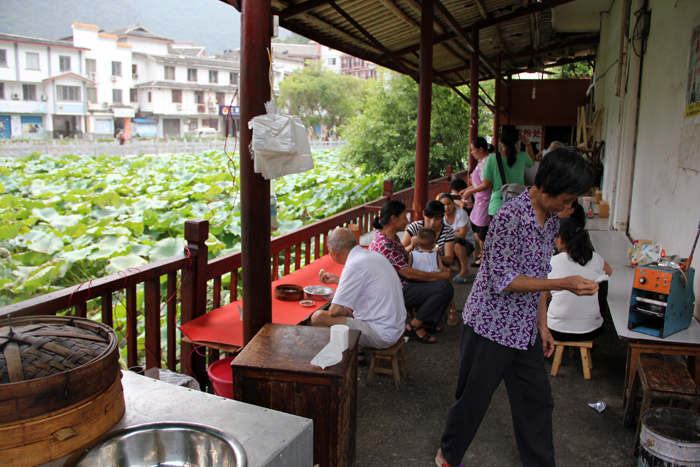 Guilin Noodle Restaurant - Yangshuo, China
