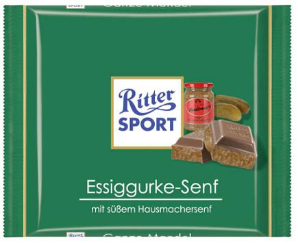 Ritter SportEssiggurke