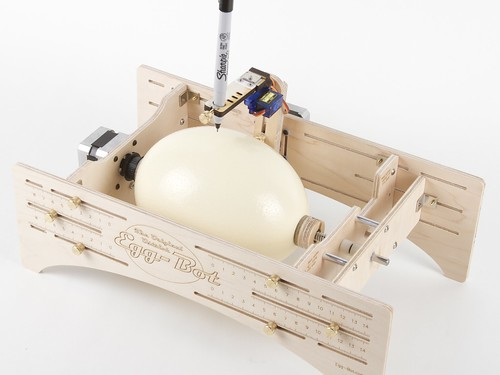 ostrich Eggbot