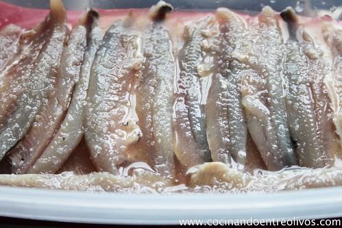 Boquerones en vinagre paso a paso. www.cocinandoentreolivos (8)