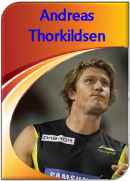 Pictures of Andreas Thorkildsen
