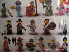 Collectable Minifigures Series 6 (Imperium der Steine) Tags: lego minifig collector series6 sammelfiguren