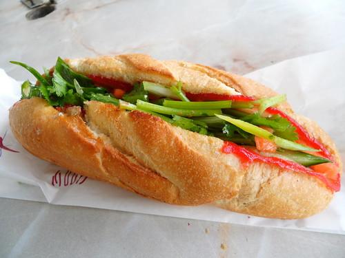 Ben Thanh Banh Mi Thit Pork Roll