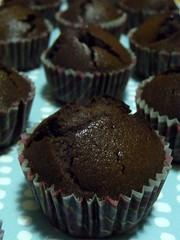 Muffin cioccolato e caffè / 1