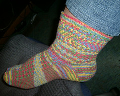 Fugly Sock v2