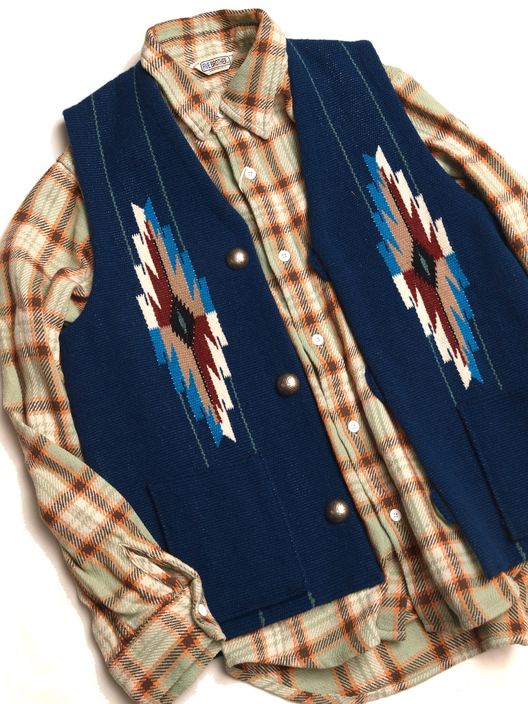 Trujillo's / Chimayo Vest
