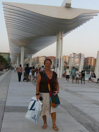 Maria puerto Málaga