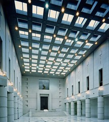 Korean Supreme Court, Seoul, Korea (Stone Panels, Inc.) Tags: stonefacade beautifulceilings stonecladding moderninteriors stoneveneer stonefinishes interiorrenovations stonepanels stonelite stonesystems stonepanelinteriors koreancourthouse