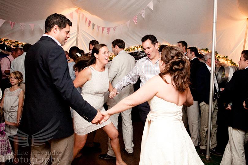 054 village fete wedding
