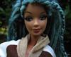 128 (Alrunia) Tags: dreadlocks outdoors doll handmade ooak barbie yarn mohair dreads fashiondoll mattel reroot rebody fashionfever 16thscale playscale makeupchic yarnreroot barbiedreadlocks