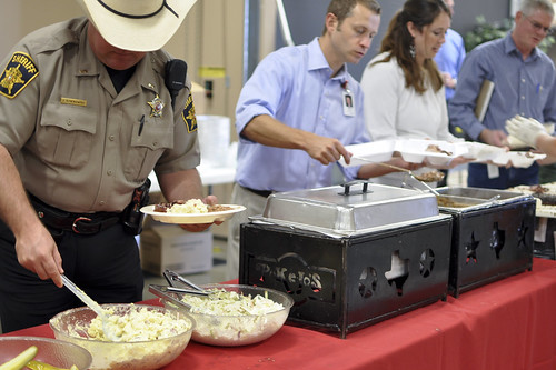 Bastrop Emergency Personnel Lunch