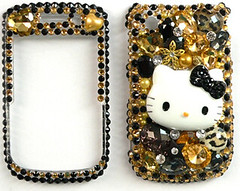 black & gold hello kitty