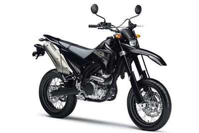 2012年モデルWR250X(ブラック)