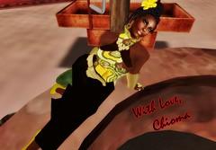213IvoryC005 (Chioma Namiboo Jinn) Tags: africa urban brown black beautiful beauty fashion vintage shopping hair french fun clothing women dress skin designer avatar linden earring games lips ring explore rings secondlife westafrica lipstick izumiya mole côtedivoire ivorycoast beautymark waxcloth dadt papercouture glamorize baoulé jetdoll kikolife gankedjewelry babymonkeyshoes slmarketplace visualzsassy shilohjun urbanfashionistas lyricalstore monsjewelry