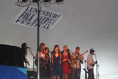 Sunday Morning Gospel Concert at Lunenburg Folk Harbour with Madison Violet, Rose Cousins, and Chris Coole