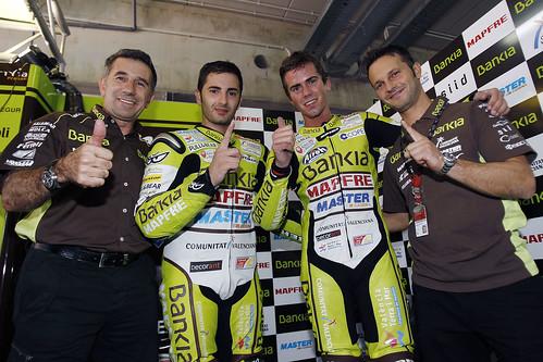 Bankia Aspar Team