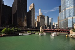 Chicago River (Seth Oliver Photographic Art) Tags: chicago reflections iso200 illinois nikon midwest cities cityscapes rivers trumptower michiganavenue chicagoriver pinoy downtownchicago streeterville urbanscapes secondcity windycity chicagoist michiganavenuebridge d90 handheldshot cityofchicago cityofbigshoulders maginificentmile aperturef90 chicagoriverwalk manualmodeexposure setholiver1 circularpolarizers 1024mmtamronuwalens 1160secondexposure dusbalebridge