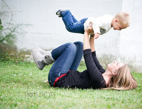 Carter & Momma