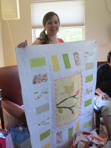 Joy's Quilt of Love
