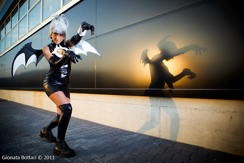 Shadow Lady Aimi Cosplay