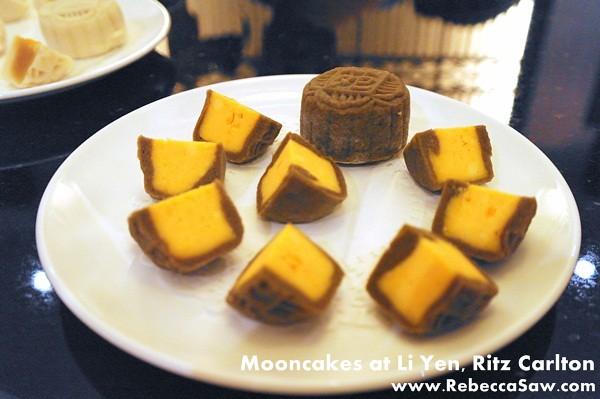 Li Yen, Ritz Carlton - Mooncakes & dim sum-10