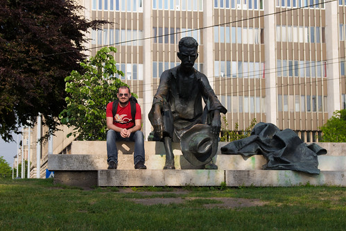 Budapest, Io e il mio Avatar