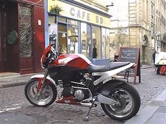 motorbike moto motorcycle vtwin roadster pavé cafébd buellmotorcyclecompany