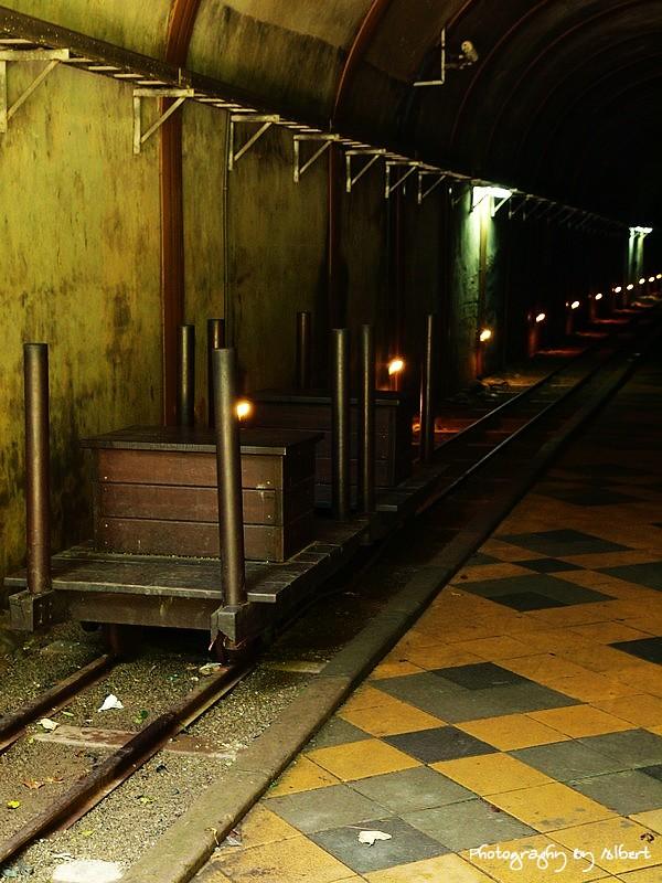 大溪.舊百吉隧道:臺車