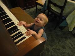 Joanna Plays the Piano