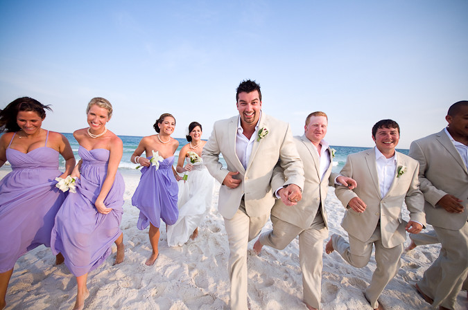 Pensacola Beach Wedding at Margaritaville