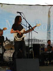 Jupe gig at Bray Summerfest 2011