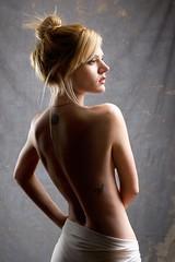 Agostina session (volvidejapon) Tags: light woman sexy art girl nude model estudio modelo rubia flavio blondie photoshooting agostina nahual instantfav volvidejapon nahualestudio ©volvidejapon