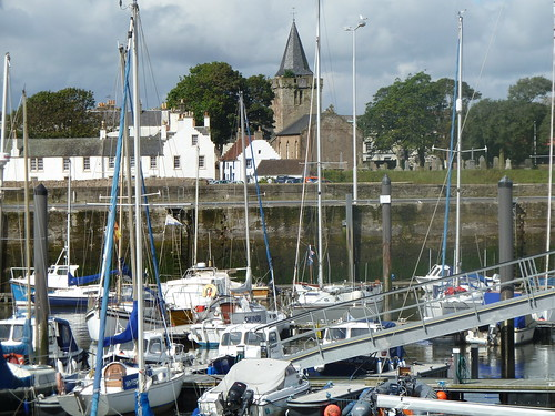 Anstruther Harbour, Fife