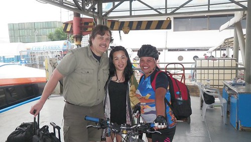 Ormoc to Cebu with Chris King