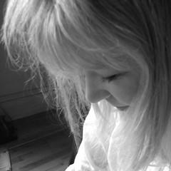 Gill (Shirl581) Tags: bw mike daughter gillian greyscale