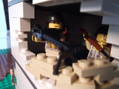 DSCF1159 (phelipe247) Tags: toys tank lego contest plastic ww2 americans panther germans brickarms brickmania
