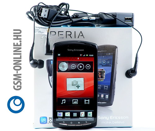 Sony Ericsson Xperia Play tartozékok