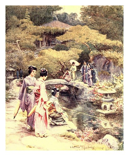 008-Gehisas-Japan & the Japanese 1910- Walter Tyndale