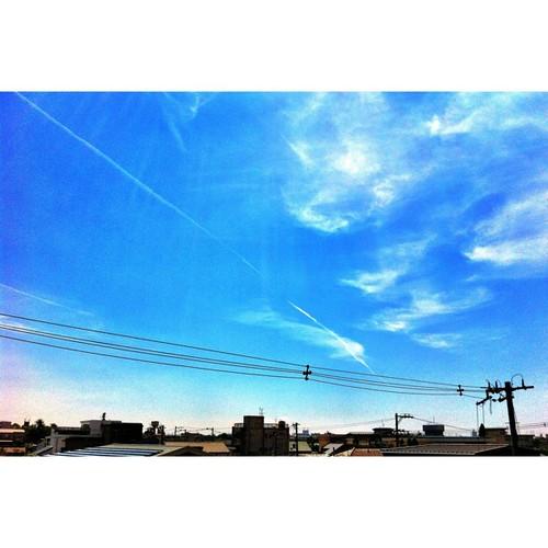 今日の写真 No.344 – 昨日Instagramへ投稿した写真(1枚)/iPhone4+Camera+