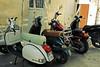 Bari is the city of Vespas (_mantra_) Tags: flickrshop