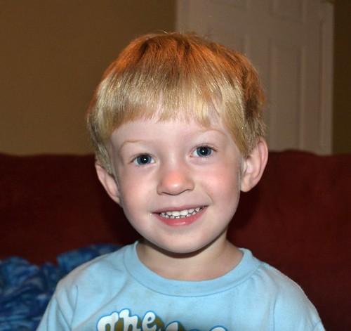 Dylan 3rd birthday