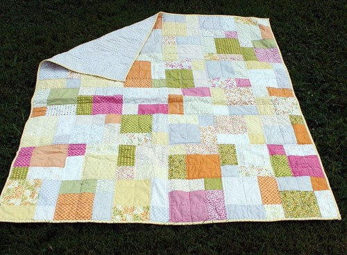 Sunkissed Easy Bake Quilt